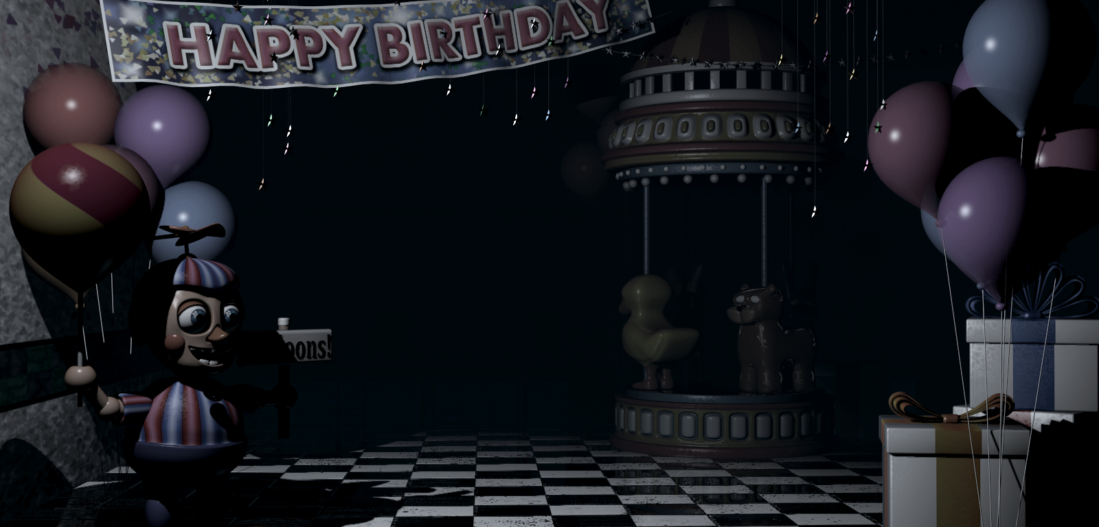Bb Five Nights At Freddy S Wiki Wikia