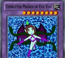 Corrupted Maiden of Evil Vine