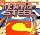 Man of Steel/Covers