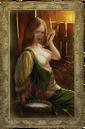 Romance Peasant girl.png