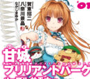 Amagi Brilliant Park Maple Summoner Volume 1