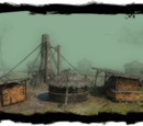 The Witcher images — Swamp
