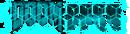 DooM Logo Glitch Blue.png