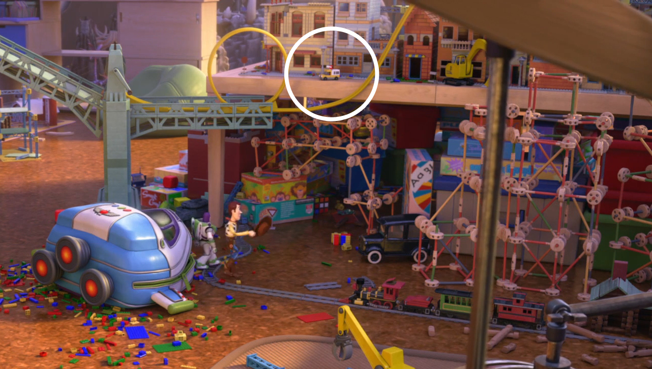 Image Toy Story That Time Forgot Pizza Planet Truckjpg