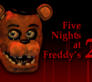 Five Nights at Freddy's 2 (Móvil)