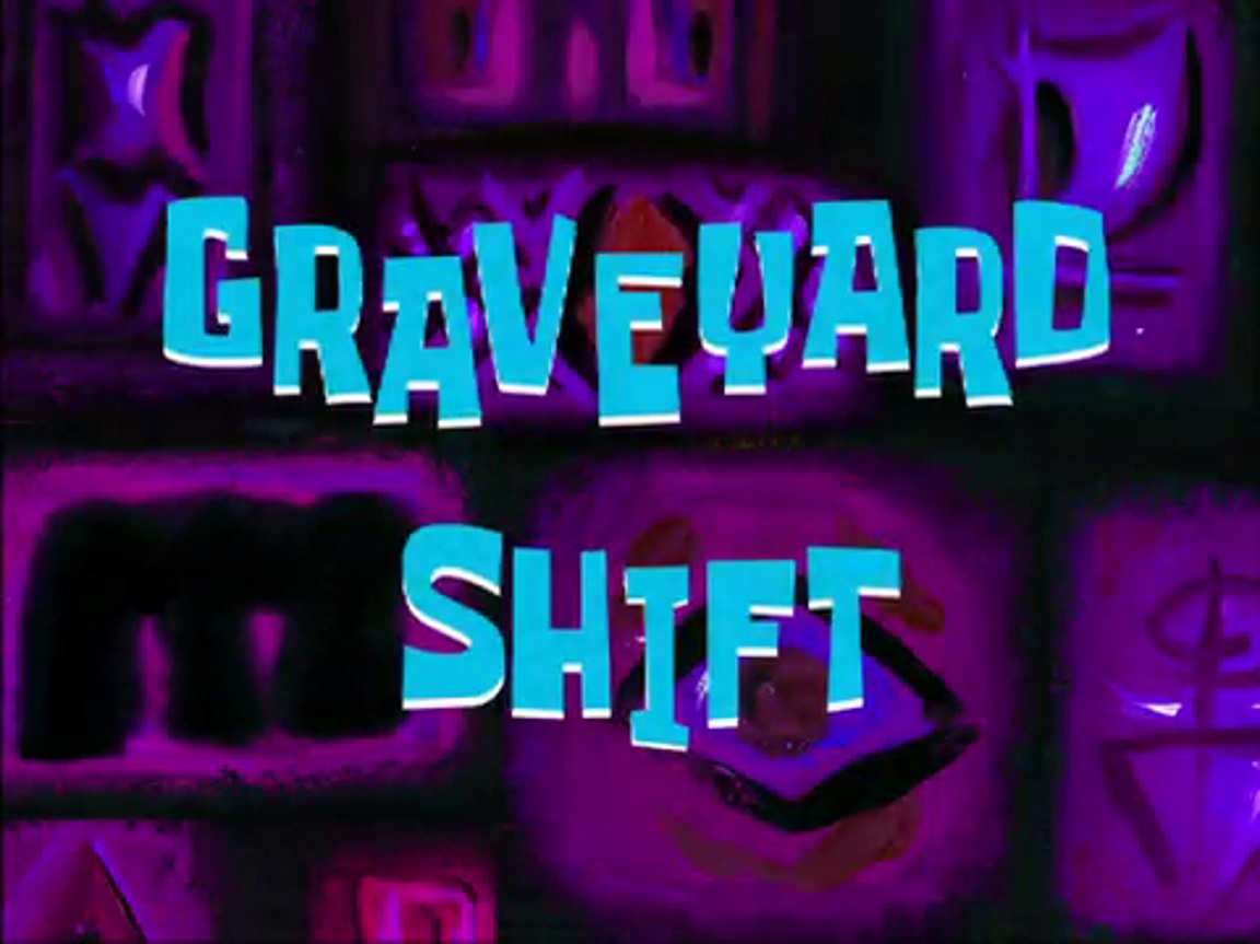 writing a ghost story graveyard shift