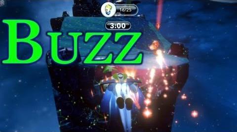 -HD- Disney Infinity Buzz Lightyear Save Me ! Adventure Challenge 3 Star Gold Medal Run