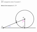 Central, inscribed, and circumscribed angles
