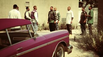 The Ballas-Families gang war is a gang war fought between the Ballas    Gta San Andreas Ballas Vs Grove Street