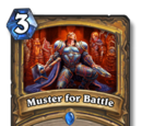 Muster for Battle