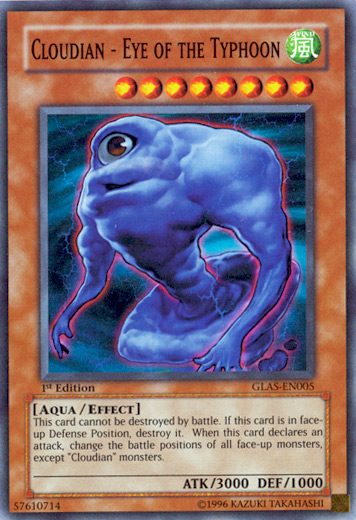 Cloudian Eye Of The Typhoon Yu Gi Oh It S Time To Duel