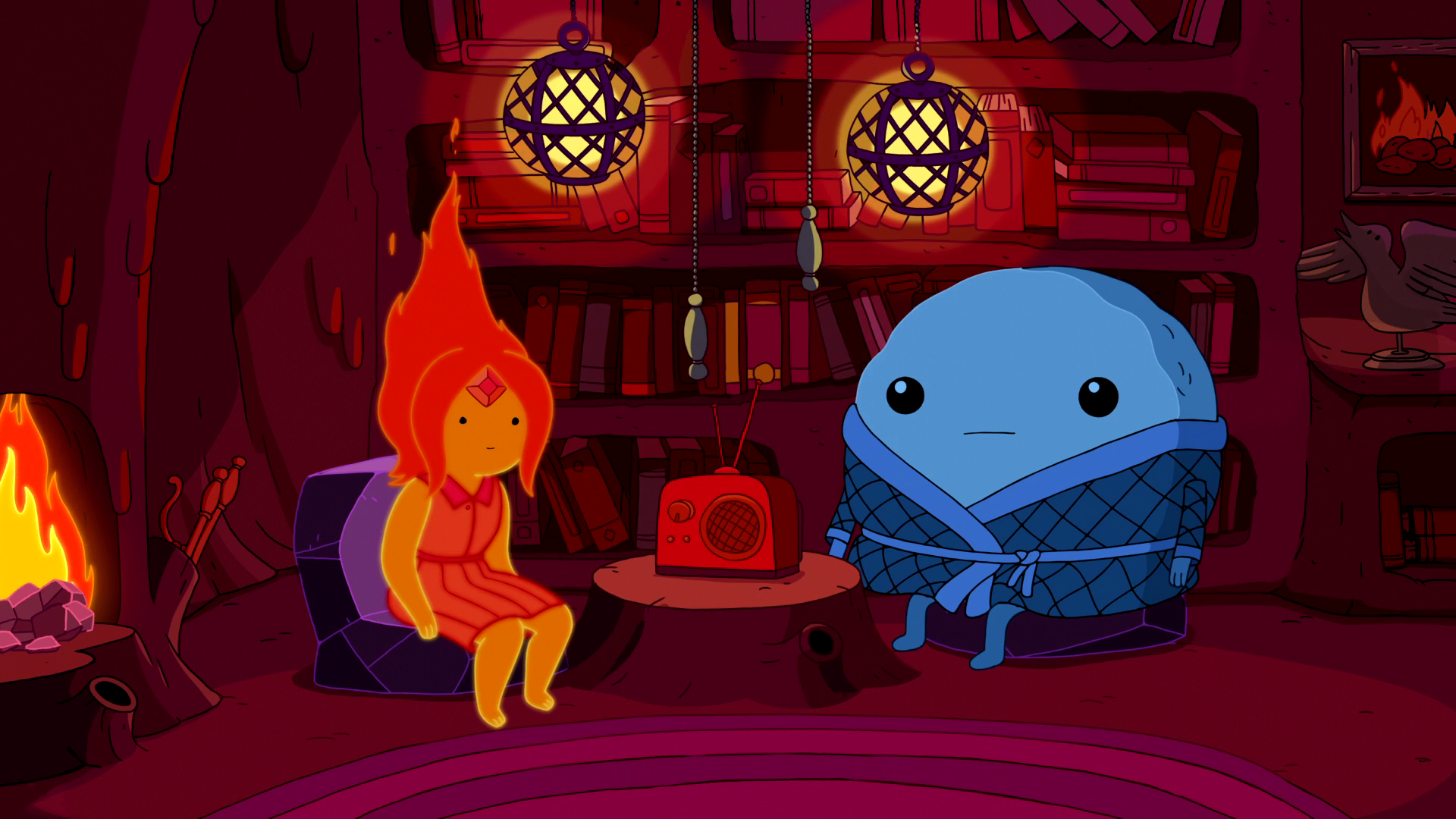 flame princess dating cinnamon bun Phoebe on authoritarian a tad cinnamon behalf,  decided to crab princess party later are flame princess and finn dating dating show based on the voice that .