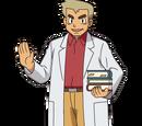 Profesor Oak (anime)