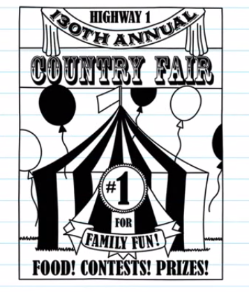 Highway 1 Country Fair Diary Of A Wimpy Kid Wiki