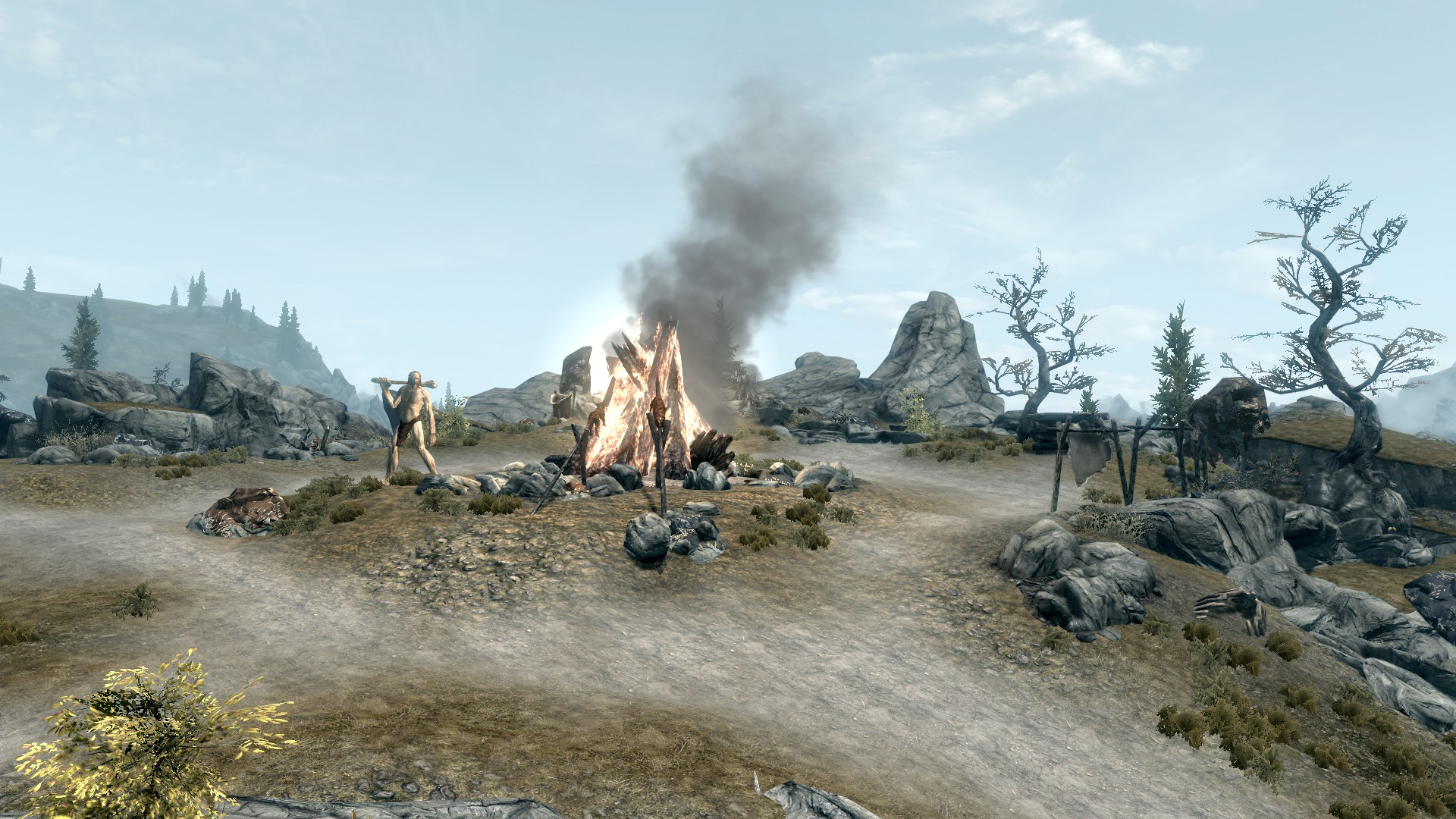 Talking stone camp the elder scrolls wiki for Camp stone