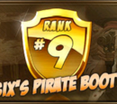 Number 9 Pirate