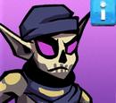 Doctor Lor Elf-Zombie