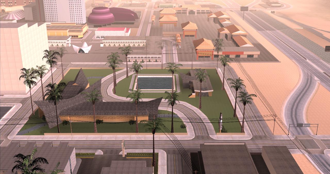 Grand Theft Auto:San Andreas Casino Royal EX UA