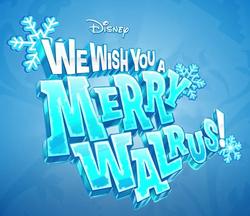 לוגו Walrus שמח