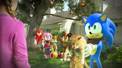 Sonic Boom videos(Gallery)