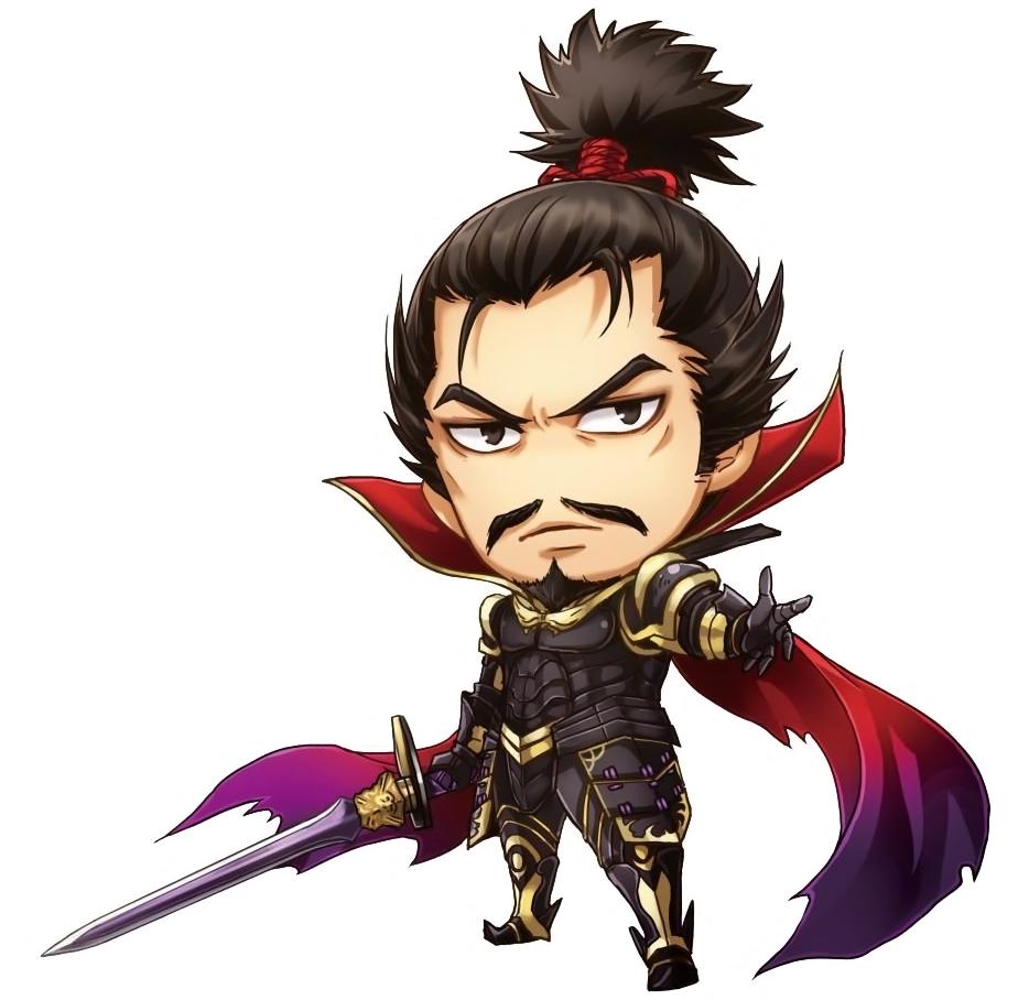 Warriors Orochi 3 Ultimate Nobunaga Oda: Nobunaga Oda (SWS).png