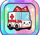 Miracle Toy Ambulance