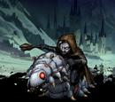 Gardin, Caterpillar Rider