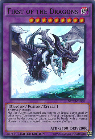 yugioh level 5 normal dragons