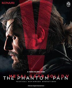 MGSV Game Awards poster