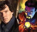 The War Knight/Marvel confirma a Benedict Cumberbatch como el Dr. Extraño y a Krysten Ritter como Jessica Jones