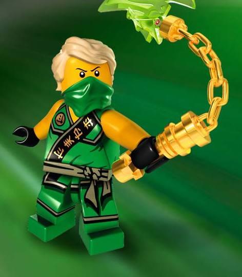 Lloyd Lego Ninjago 2015