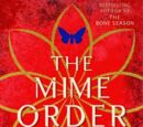 Bloody18/Third Sleeper Reviews - The Mime Order, by Samantha Shannon