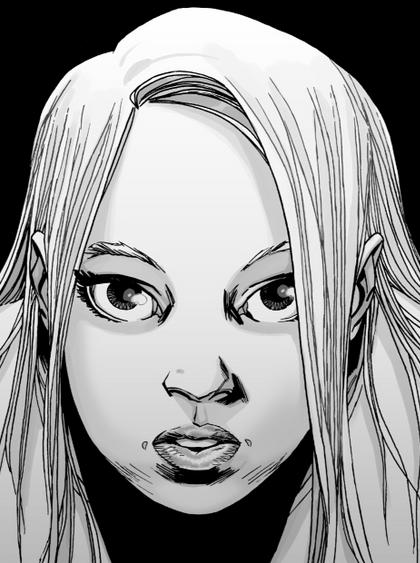 The Walking Dead Lydia