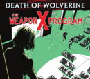 Death of Wolverine: The Weapon X Program Vol 1 4