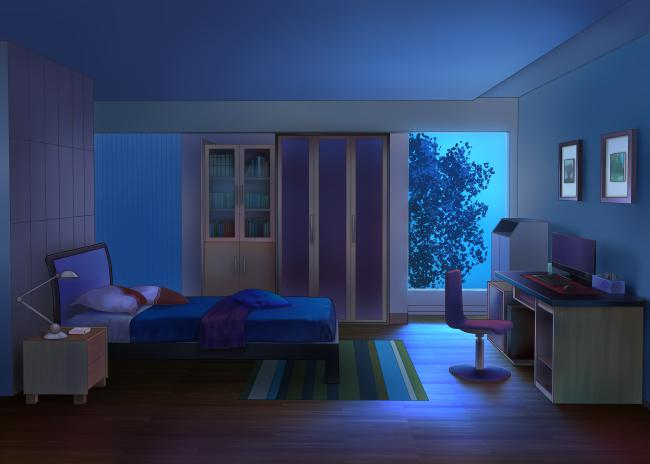 Image casa do nathaniel e ambre quarto do nathaniel - Fotos de pasillos de casas ...