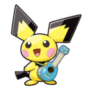 172Ukulele Pichu Pokemon Ranger Guardian Signs.png