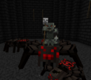 Mordor Ork Spinnenhalter