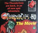 ThunderCats - HO: The Movie (VHS)
