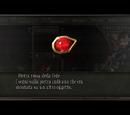 Pietra rossa della fede