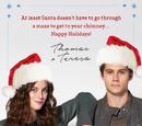 Asnow89/Happy Holidays from Thomas and Teresa