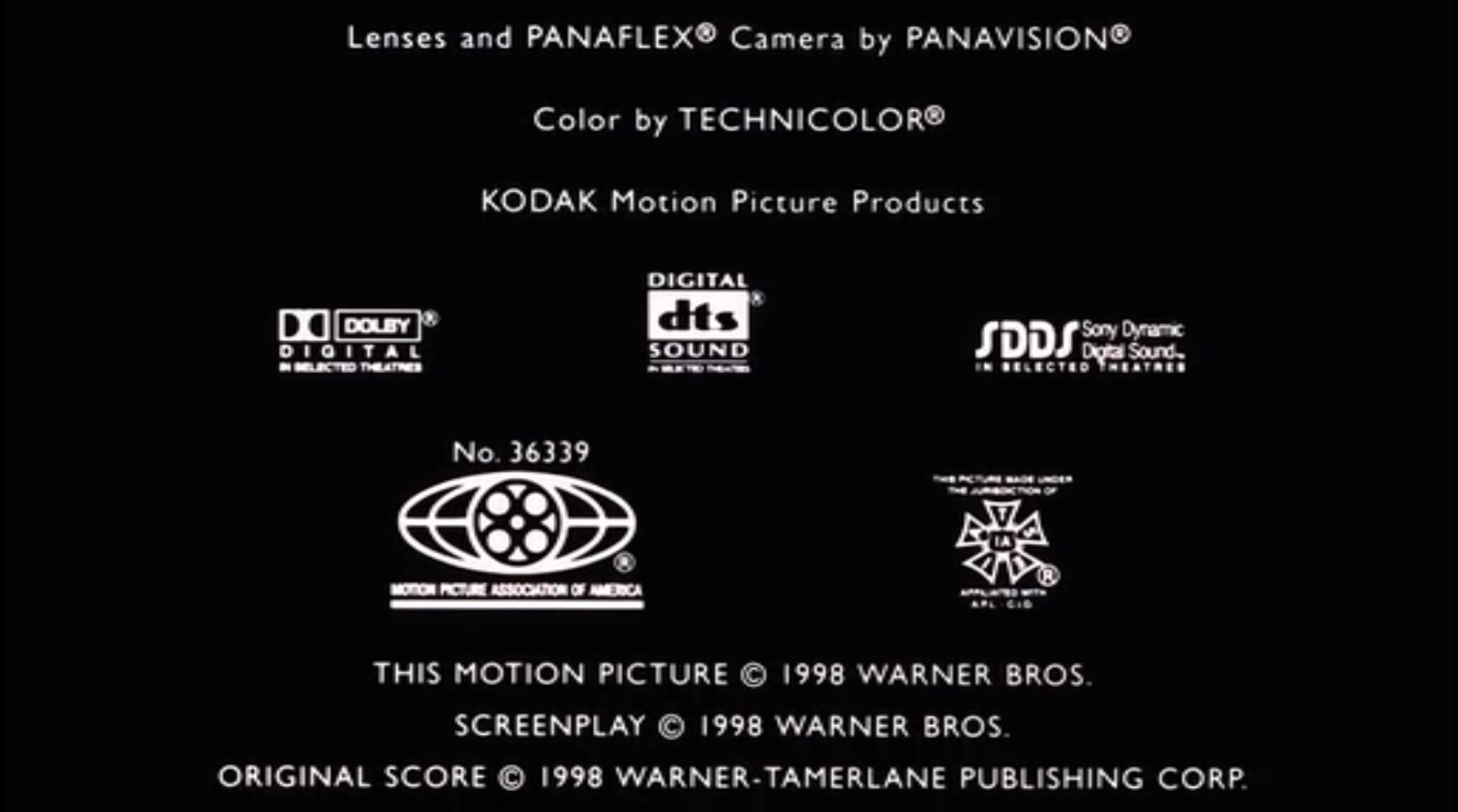 Mpaa Credits: You've Got Mail MPAA Credits.jpg