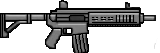Armas/Weapons CarbineRifle-GTAVe-HUD