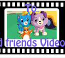Scout and Friends Video library