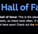 Hall of Fame Members