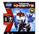Tenkai Action Pack: Dromus/Rho/Tributon