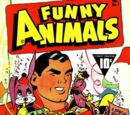 Fawcett's Funny Animals/Covers