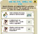 See No Evil, Smell No Evil