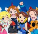 Robot Girls Team T