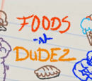 Foods & Doods with Liam and Matt (Christmas Special)