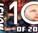 Super Worst Top Ten of 2013